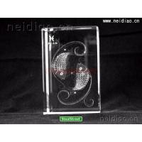 Quality 12 constellation Pisces-Square 3D Laser Crystal wholesale
