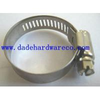 China Worm Drive Clamp Code on sale
