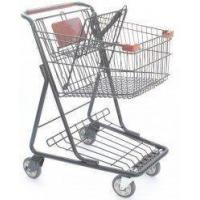 China Personal Wire Grocery Store Mini Shopping Carts on wheels Shopping Carriage 700 Tailer on sale