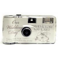 China Personalized Wedding Cameras Personalized Silver Bell Wedding Camera on sale