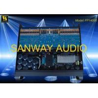 China FP14000 CE 2CH Power Audio Speaker Power Amplifiers, high powered stereo amplifiers supply on sale