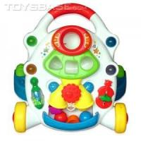 Quality Baby Educational Toys-Handcart with Music wholesale