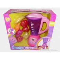 Quality Electric Toy Fruit and Vegetable Juice Extractor,Juice Extractor Toy 6010 wholesale