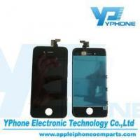 Quality Black, White Original 960x640 Pixel LCD Screen Assembly LCD Screen Digitizer For IPhone 4g wholesale
