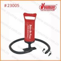 China Plastic pump 23005 Hand-operated Inflation Pump on sale