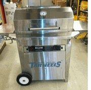 Quality Wilmington Grill Cape Fear Deluxe with Tarheel panel wholesale