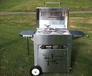 Buy cheap Carolina Custom Grills Cape Fear Classic with side burner from wholesalers