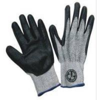 Quality Personalised Foam Finished Unbreathable Cut Resistance Glove With Nitrile Coated wholesale