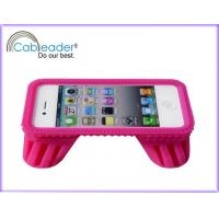 Quality Digital Life High Performance Apple Accessories- Game grip silicon case for iPhone 4G wholesale