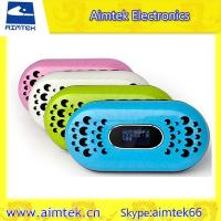 Quality Mini Bluetooth Portable Music Speaker for iphone 5/ iphone 4S/galaxy S2/GALaxy S3/iPad/table pc wholesale