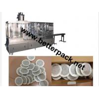 Coffee Pods Filling Machine Popular Coffee Pods Filling