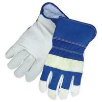 Quality Leather Working Gloves Pig Grain BOA Lining Winter Gloves wholesale