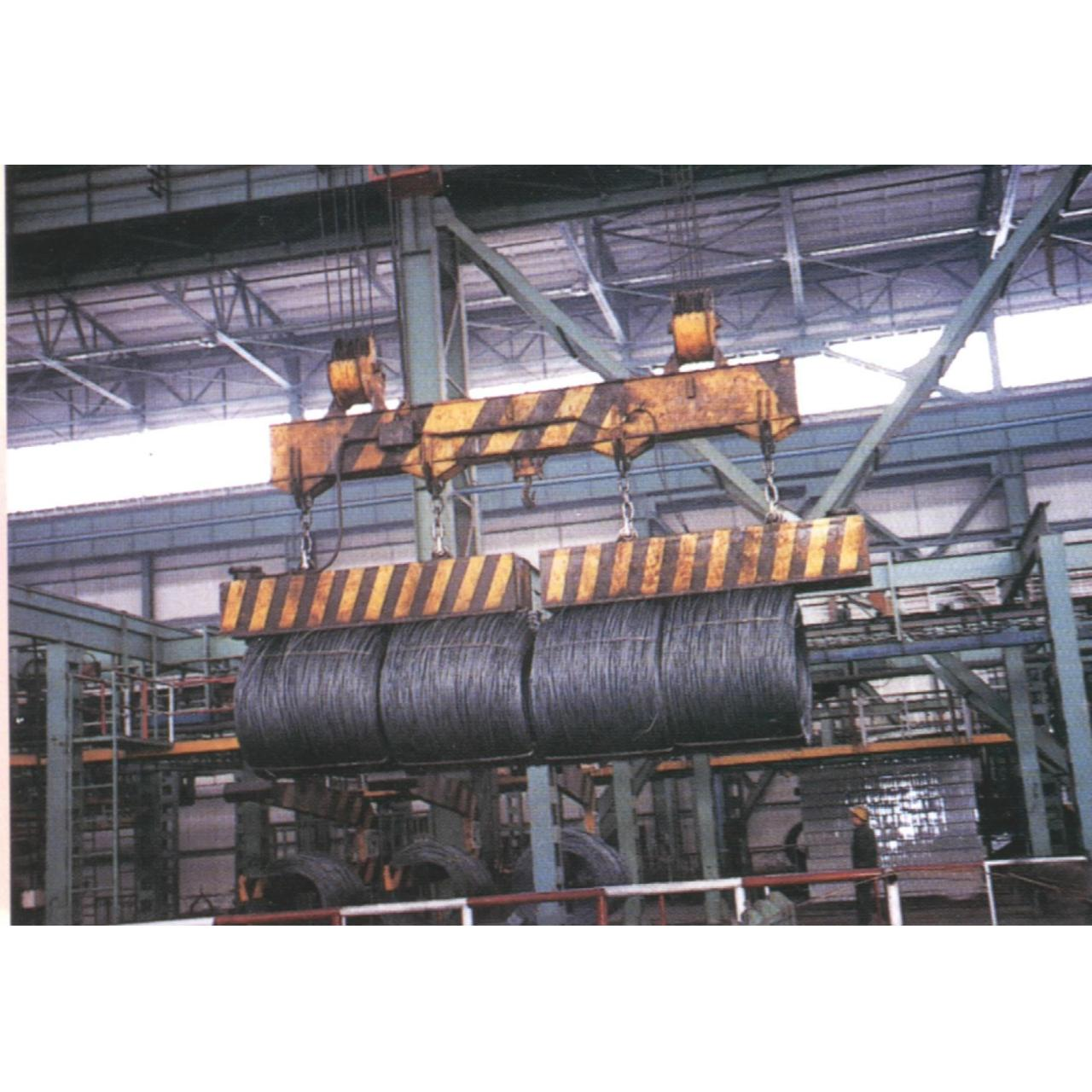 Quality MW22 Series lifting coiled wire (coiled) Lifting Electromagnet wholesale