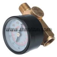 Quality Miniature Air Regulator with Pressure Gauge wholesale