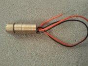 Quality Adjustable Focus, High Power, Laser Diode Module, Red Line Generator, 650nm 25mW, ER55L $48.00 wholesale