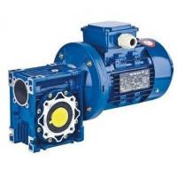 China AC Worm Geared Motor/Single Worm Gearbox on sale