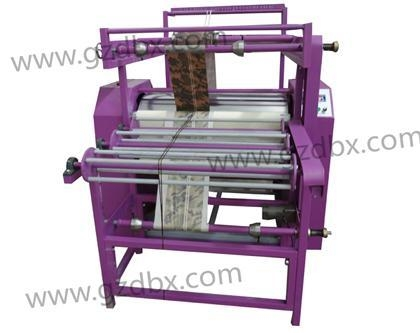 China Roll Heat press machine Product Model:DBX-2013
