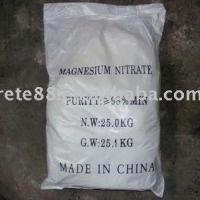Buy cheap INORGANIC FERTILIZER MAGNESIUM NITRATE from wholesalers