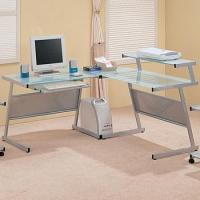 China Wrightwood L-Shape Computer Desk on sale