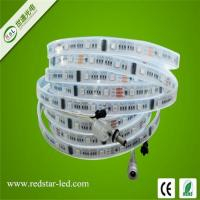 China LED Flexible strip Light Product Name:TM1812 digital led strip Every led can be control! on sale