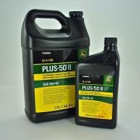 Quality John Deere Plus-50 II Synthetic Blend Motor Oil 0W-40 - Quarts = TY26665 - Gallons = TY26664 wholesale