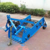 Buy cheap Single row carrot potato harvester from wholesalers