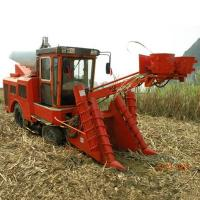 Buy cheap New combine sugarcane harvester machine from wholesalers