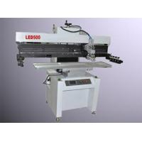 Pick and Place Semi Automatic Stencil Printer LED500