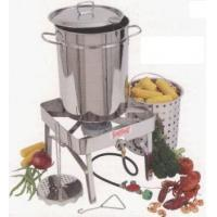 Buy cheap All Stainless Steel Turkey Fryer Kit from wholesalers