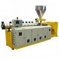 Extruder PS-90/28 Parallel counter rotating twin screw extruder suppiler
