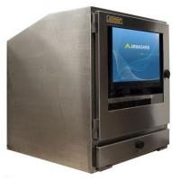 China NEMA 4X Stainless Steel PC and Monitor Enclosure for Wash Down Environments on sale