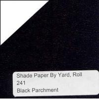 China Lampshade Paper Black/White Parchment - by the YD on sale