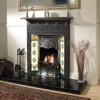 China Fireplaces Cast Iron Fireplaces on sale