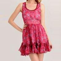 Buy cheap Ladies One Piece Dress from wholesalers