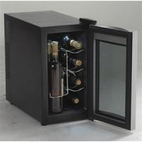 China 8 Bottle Thermoelectric Counter Top Wine Cooler on sale