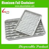 China Aluminium Foil BBQ Grill Tray on sale