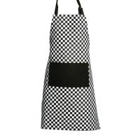Quality Kitchen & Dining PREMIER HOUSEWARES CHECK MATE 100% COTTON COOKING CHEF COOKS APRON wholesale