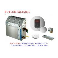 China MR STEAM RESIDENTIAL MR STEAM BUTLER PACKAGE on sale