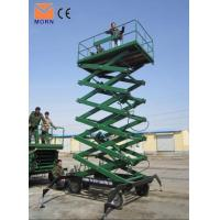 Quality Trailing scissor lift platform wholesale