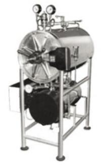 Cheap Sterilizers & Suction Units High Pressure Horizontal Cylindrical Steam Sterilizer for sale