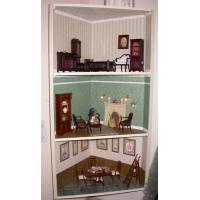 Quality Exeter Dollhouse Kit without the Tower wholesale