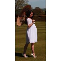Buy cheap Lopez White Dress from wholesalers