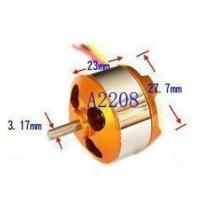 Quality Brushless motor A2208 wholesale