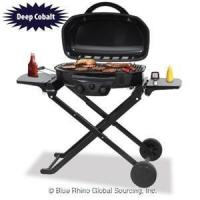 China 294 sq.in Deluxe Outdoor LP Gas Barbecue Grill on sale
