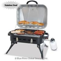 China 272 sq.in Stainless Steel Outdoor LP Gas Barbecue Grills on sale