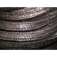 Buy cheap Graphited Asbestos packing with oil from wholesalers