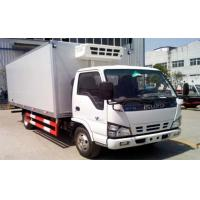 Quality Isuzu Mini Refrigerated Truck 4ton wholesale