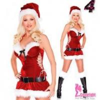 sexy santa outfit images - sexy santa outfit Naughty Santa Claus Costume For Men
