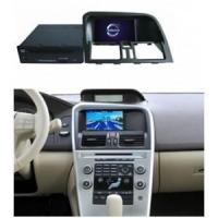 China Volvo xc60 Radio DVD player with built in GPS navigation on sale