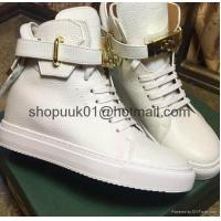 China Buscemi Women Wedge Alta Sneakers Shoes Buscemi Locks High Top sneakers on sale